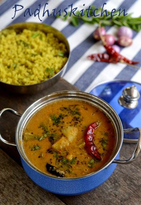 Varutharacha-sambar-recipe-kerala-style