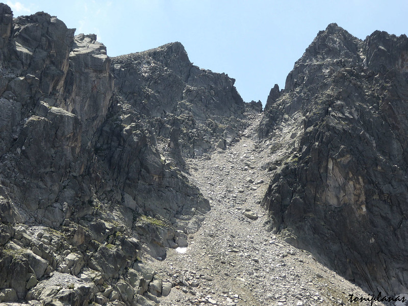 Bassiero Oriental (punta Gourdon)