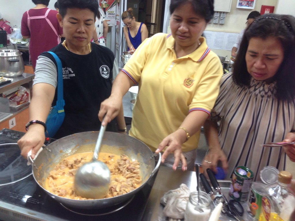 2016-8-21 Hong Kong: FADWU Kitchen - Cooking Exchange Program