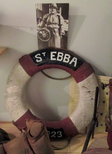 Eyemouth St Ebba Lifebelt