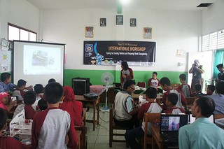 Workshop ROV Indonesia