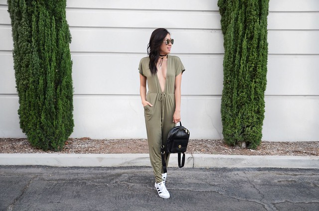 tobi,shop tobi,jumpsuit,summer style,adidas,zero uv,clove and revel,backpack,lucky magazine contributor,fashion blogger,lovefashionlivelife,joann doan,style blogger,stylist,what i wore,my style,fashion diaries,outfit