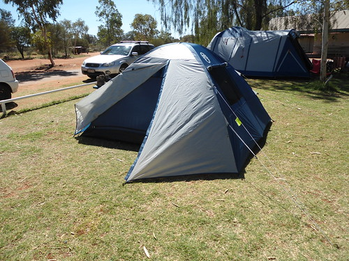 Red Centre Holiday 2016: Day 11 - Kings Canyon Resort Campground