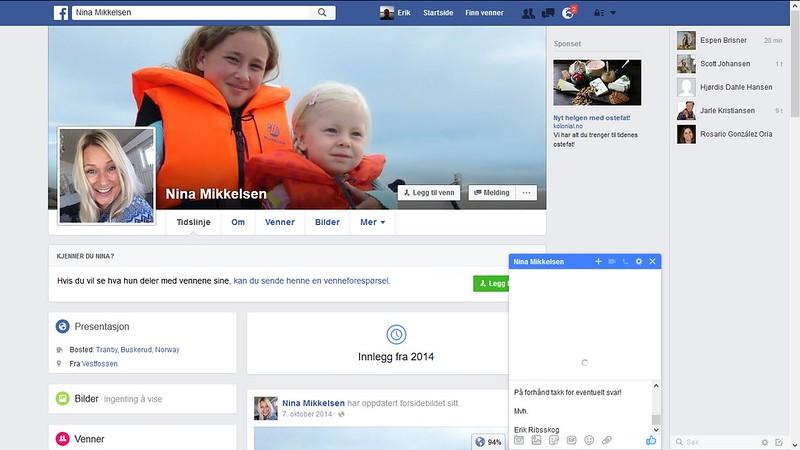 nina mikkelsen facebook