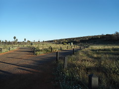 Red Centre Holiday 2016: Day 11 - Kathleen Springs