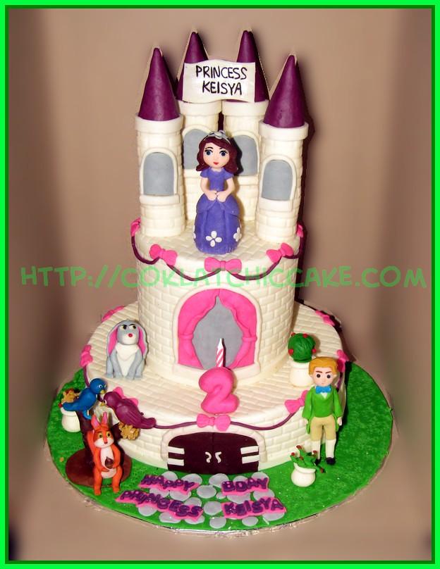 Cake Princes Sofia