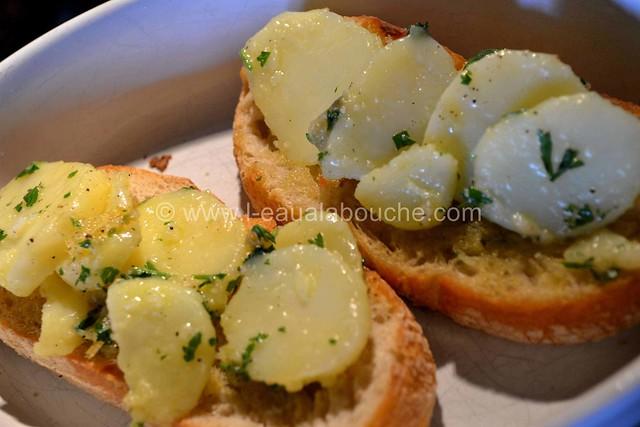 Croûte au fromage Gourmande © Ana Luthi Tous droits réservés 03