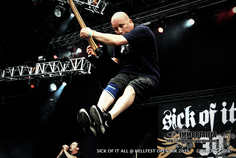 SICK OF IT ALL @ HELLFEST OPEN AIR 2016 CLISSON FRANCE 29395067730_63d1cda975_c