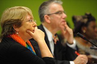 UN Women Executive Director Michelle Bachelet speaks at CSW Side Event | by UN Women Gallery