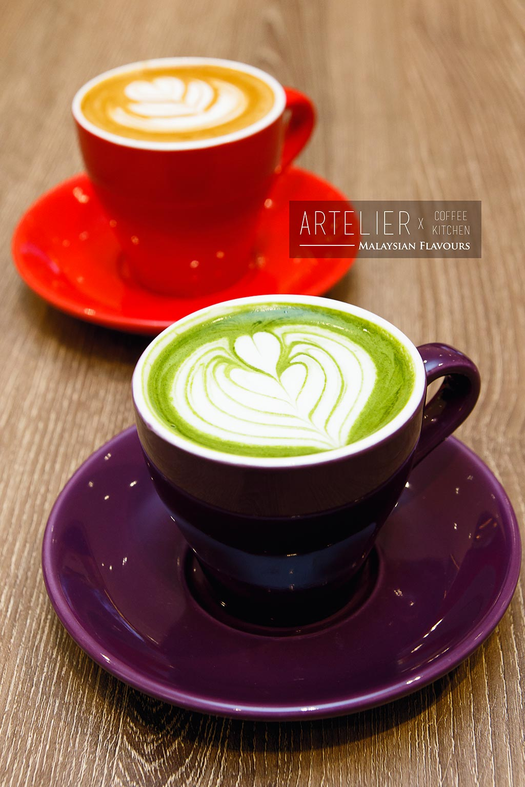 Artelier Coffee X Kitchen Pavilion KL