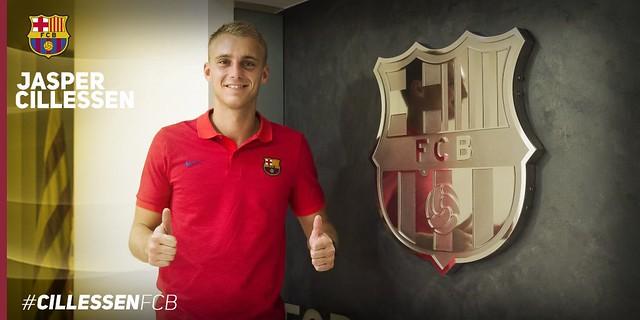El FC Bacelona ficha a Jasper Cillessen
