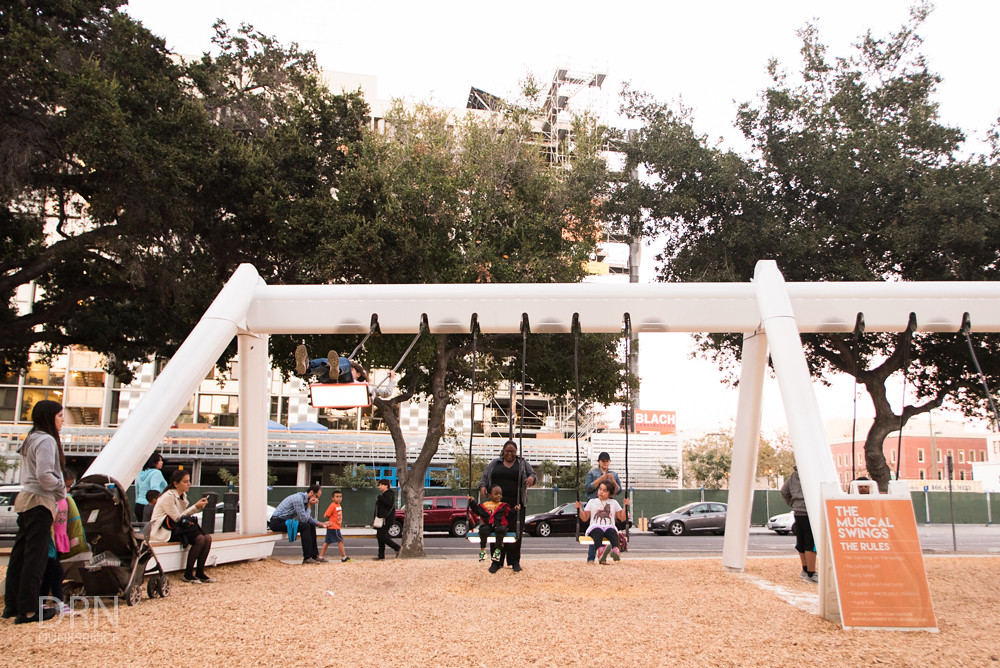 Musical Swings, San Jose.
