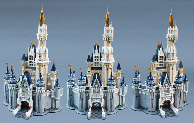 Review The Disney Castle 71040 Innovalug Lego Users Group