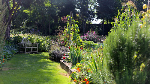 The Salutation Gardens, Sandwich, Kent