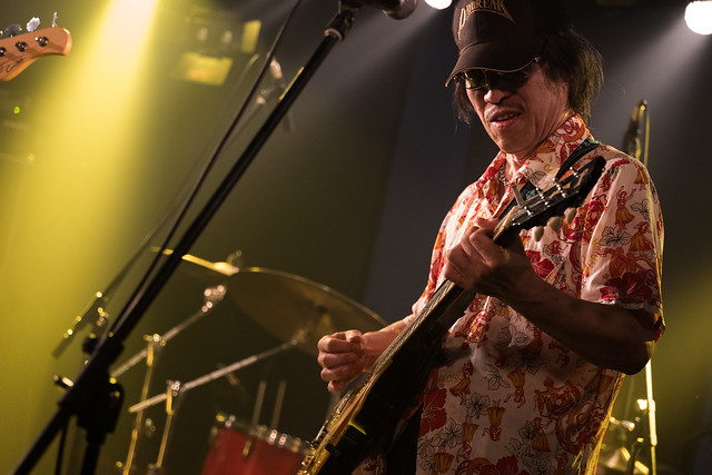 A.T.M live at 獅子王, Tokyo, 15 Sep 2016 -1010428