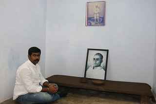 In Veer Savarkar cell
