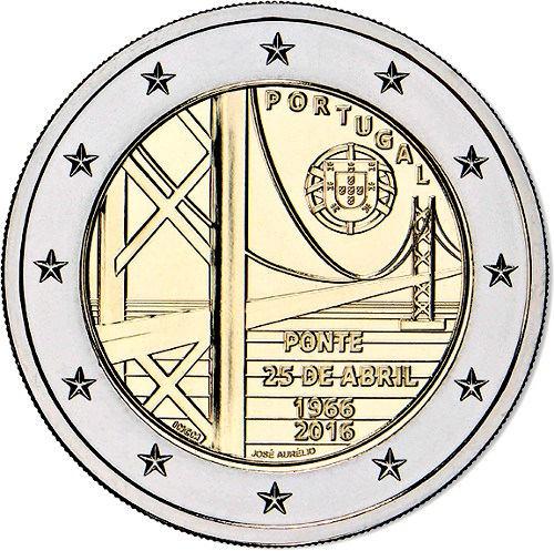 2 Euro Portugalsko 2016, Most 25 de Abril