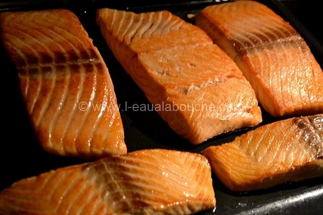 Pavé de Saumon Sauce Verte © Ana Luthi Tous droits réservés 002_GF