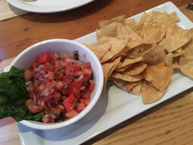 Chips and salsa - The Castro Republic