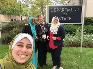 TechWomen 2016 at US State Department
