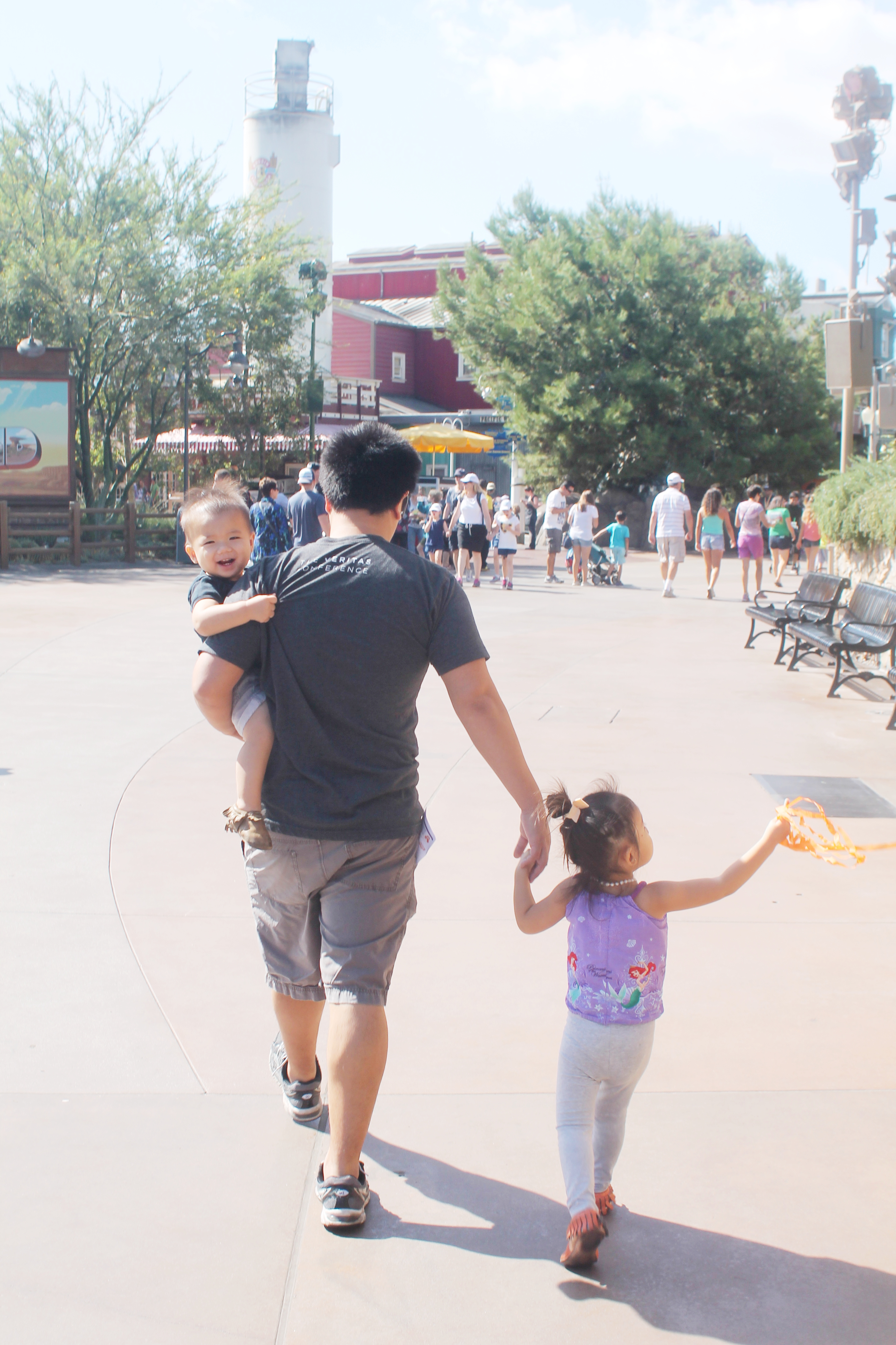 serene turns three at disneyland