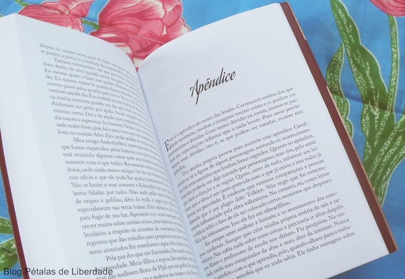 Resenha, capa, livro, Os-dias-esquecidos, TCF-Ramos, Editora-Kiron, o-conto-das-lendas, fantasia, elfos, tolkien, apendice, ogros