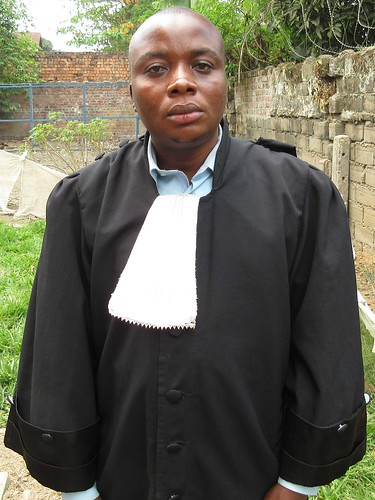 Kindu's TL2/Lukuru lawyer, Willy Ali