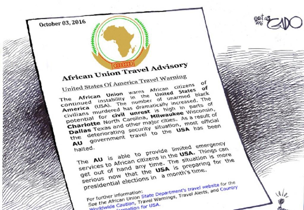 AU Travel Advisoryy