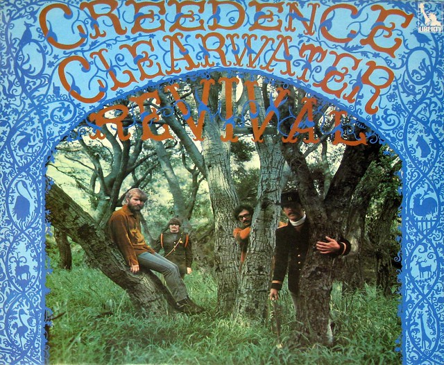 CCR Creedence Clearwater Revival S/T Self-titled USA