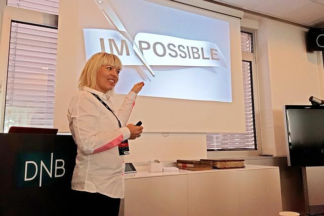 TEDxArendal 2016: Workshop, Siv Harstad