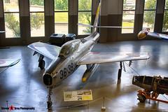 MM53-6892 35-38 - - Italian Air Force - Republic F-84F Thunderstreak - Italian Air Force Museum Vigna di Valle, Italy - 160614 - Steven Gray - IMG_0991_HDR