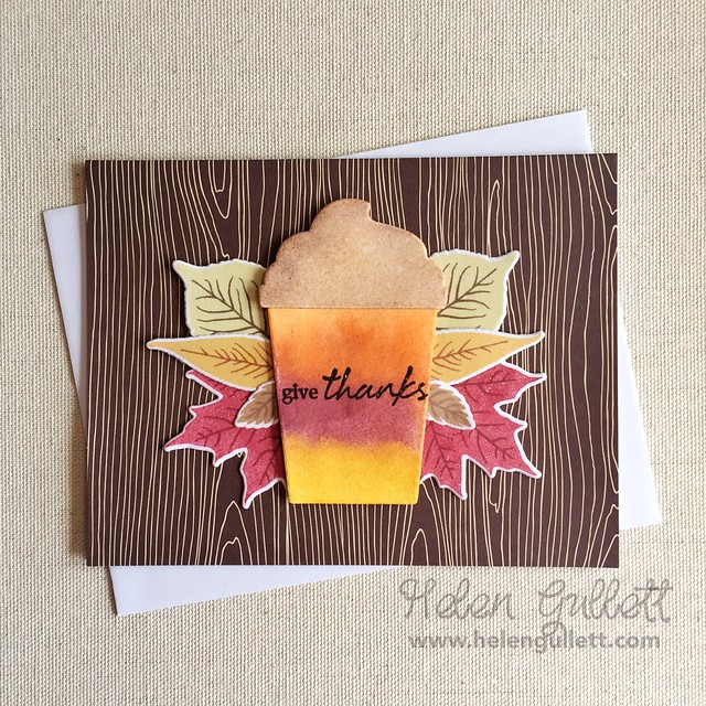 2016 Fall Coffee Lovers Blog Hop - Hero Arts