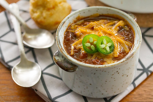 Chunky Chuckwagon Chili