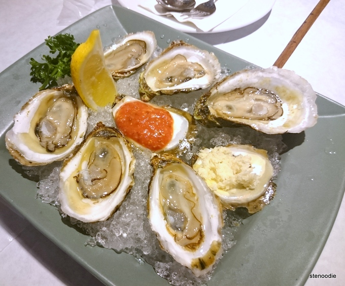 Boil King Oysters