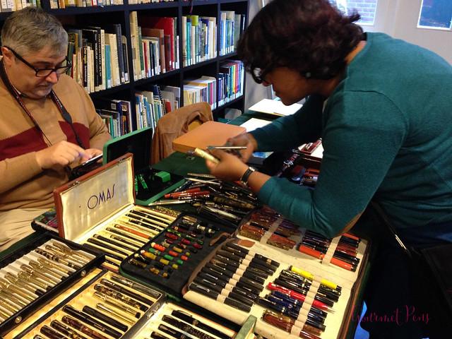Field Trip - Tilburg Pen Show 2015 Recap 11