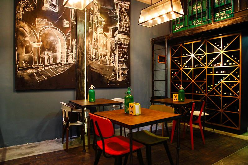Mercat Spanish Restaurant