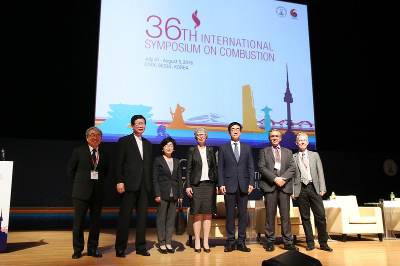 36th International Symposium on Combustion