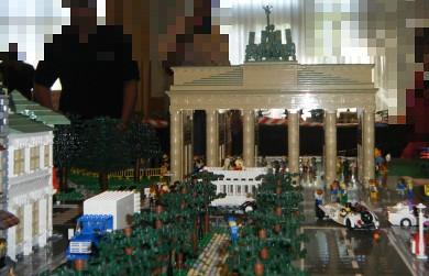 Lego Brandenburger Tor