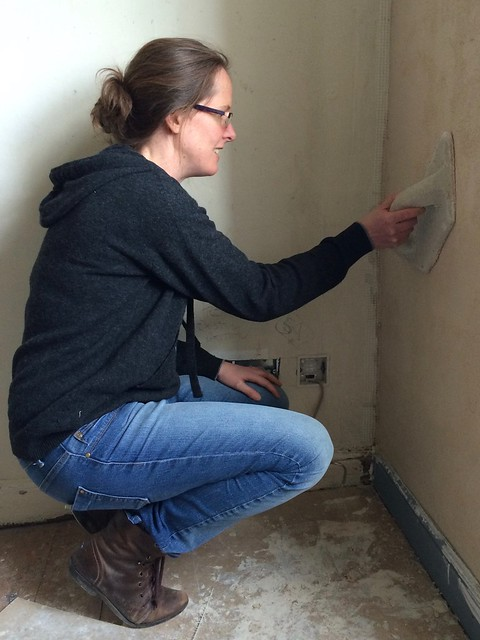 Lime plaster open day