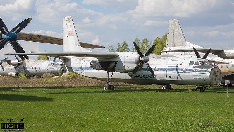 Aeroflot AN-24