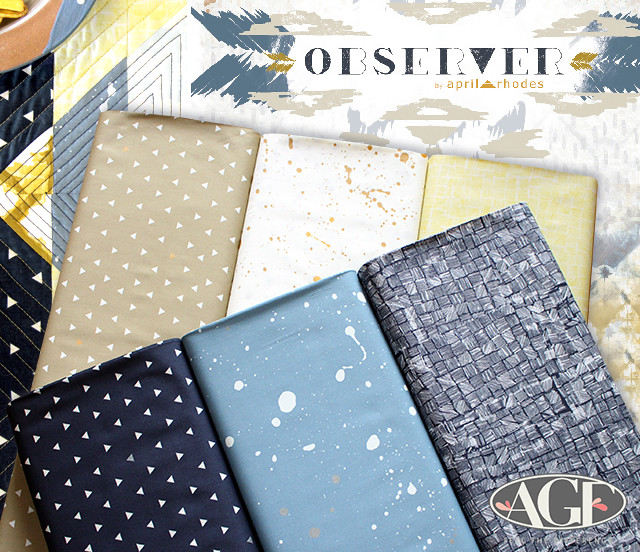Art Gallery Fabrics Observer Collection by April Rhodes