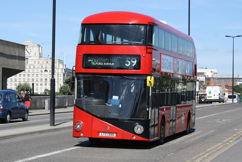 Arriva London South LT350 LTZ1350