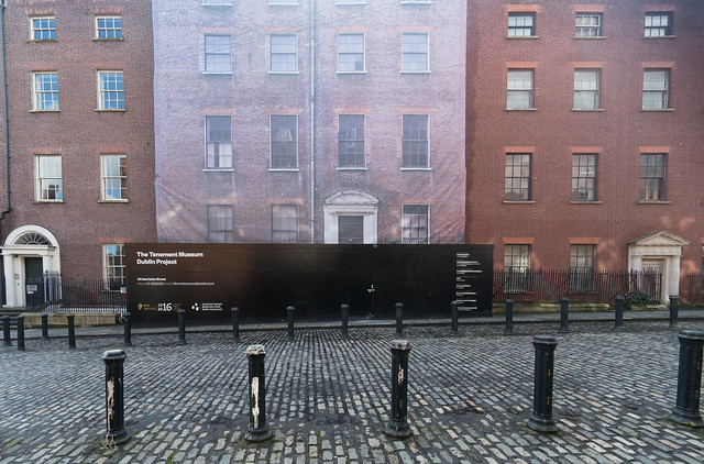 THE TENEMENT MUSEUM DUBLIN PROJECT [LOTS OF CONSTRUCTION NOISE]-121874