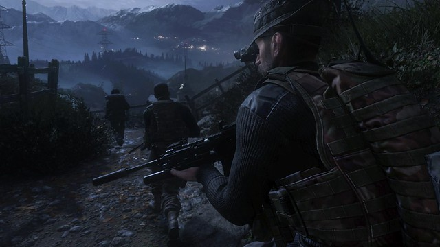 Call of Duty: Modern Warfare Remastered, PS4