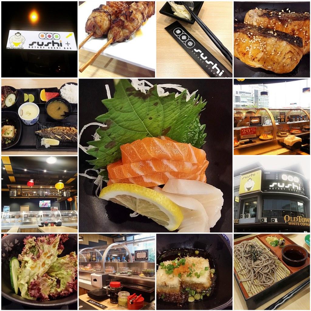Puchong Sushi + Rotary Bar