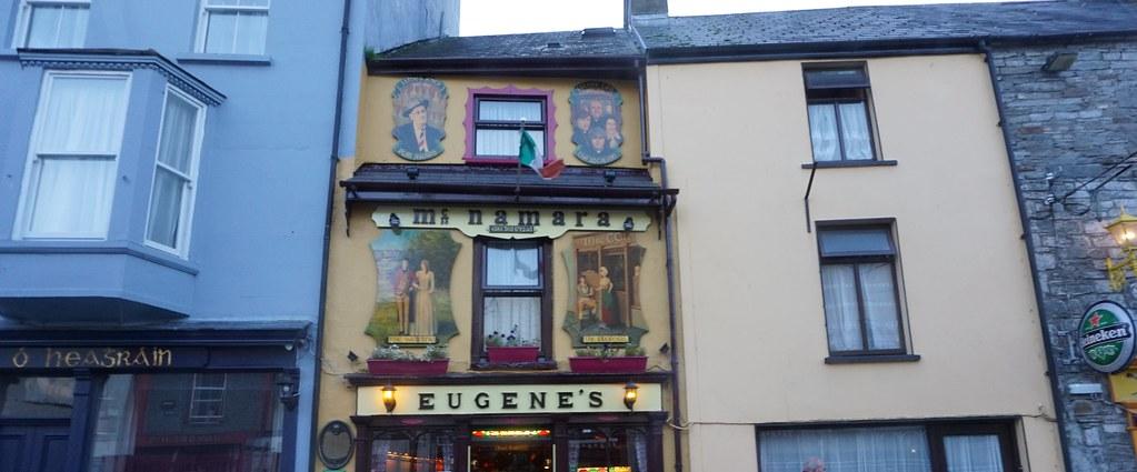 On the way to Doolan - Weekend road trip around Ireland