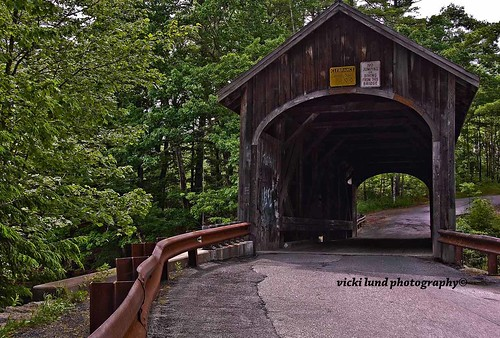 Babb's  Covered Bridge | by Vicki Lund Photography