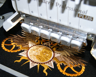 Stitching up some steampunk goodies | by mtcoffinz
