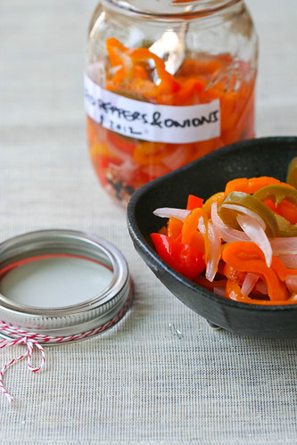 Pickled Peppers and Onions 2 | by jess.t