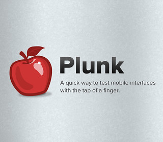 Plunk Logo and Tagline | by ZURBinc